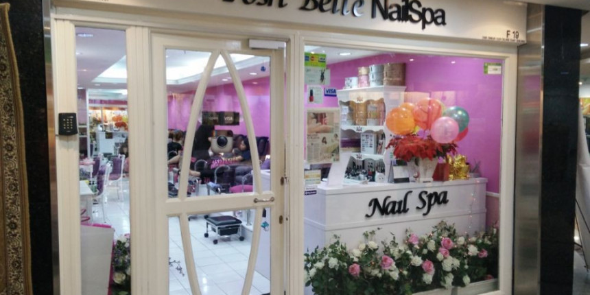 Online booking - Posh Belle Nail Spa at Jalan Mamanda 3