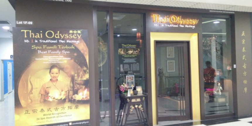 Online booking - Thai Odyssey (Main Place) at Usj 21
